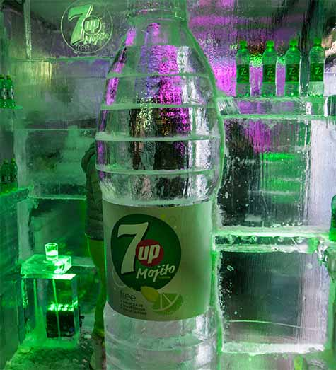 7up Ice Experience