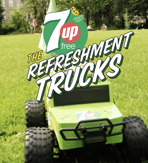 The Refreshment Trucks